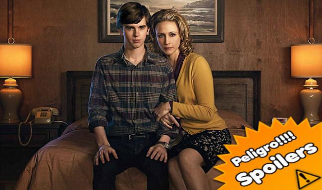 Análisis con spoilers de 'Bates Motel'