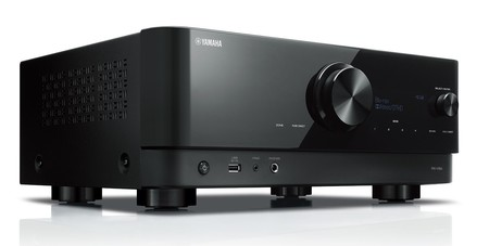 Yamaha presenta los RX-V4A y RX-V6A, sus nuevos receptores AV con HDMI 2.1 y soporte para 8K