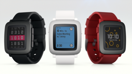 Pebble Time: más delgado, con pantalla a color, y nuevo software