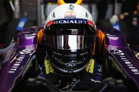 El homenaje de Sebastian Vettel a Felix Baumgartner