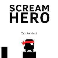 Scream Go Hero: el juego de plataformas que se controla a gritos