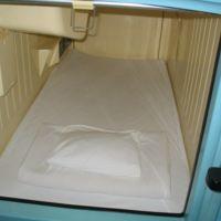 """Así es dormir en un hotel """"cápsula"""" en Japón"""