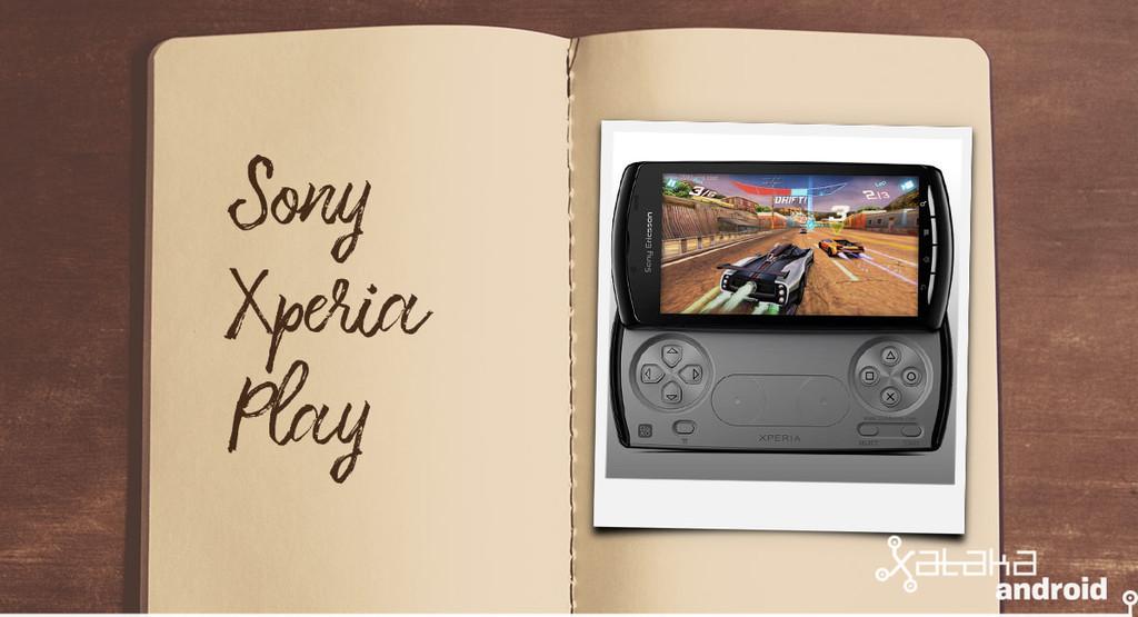 Móviles con los que flipaste en su día: Sony℗ Ericsson℗ Xperia(móvil) Play
