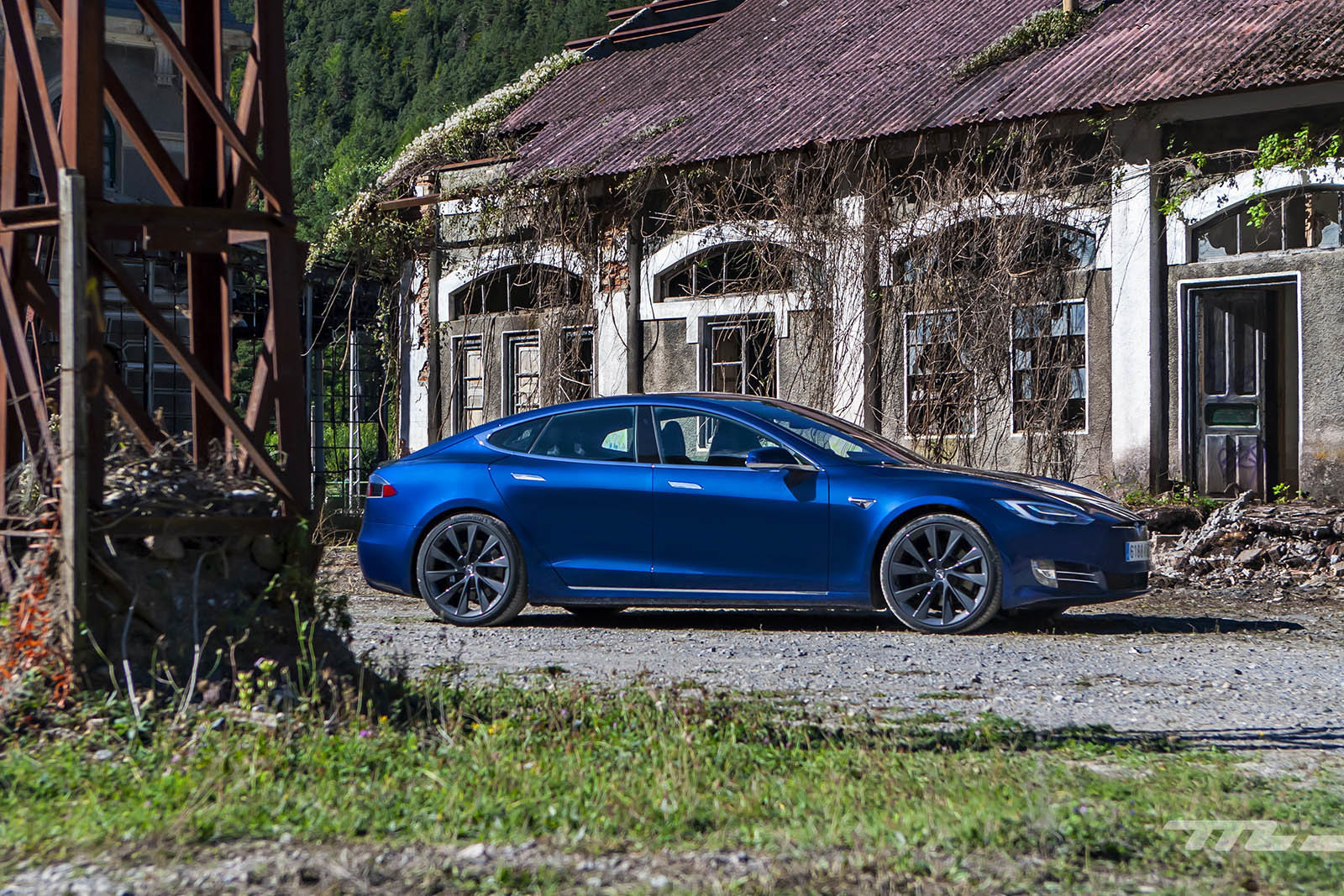 Foto de Tesla Model S 100D prueba (8/17)