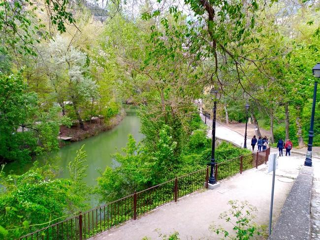 Senda Río Júcar Cuenca
