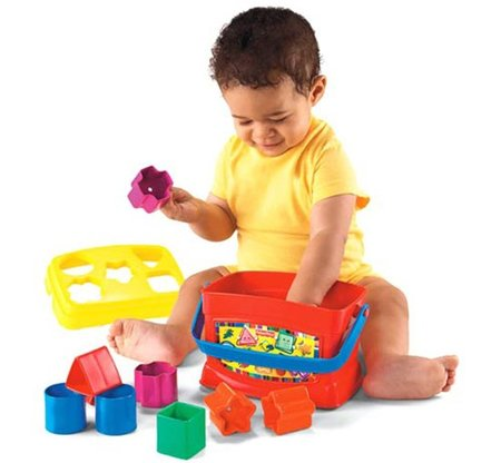 Bloques infantiles Fisher-Price 2
