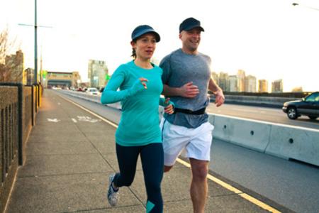 Relaja tu cuerpo al correr