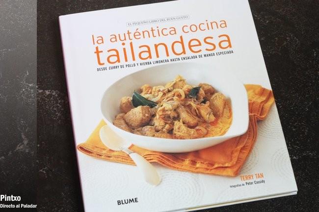 el libro de la aut ntica cocina tailandesa