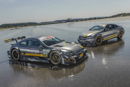Mercedes Dtm Vs Mercedes Coupe