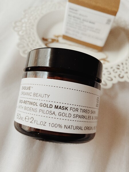 Bio Retinol Gold Mask Evolve