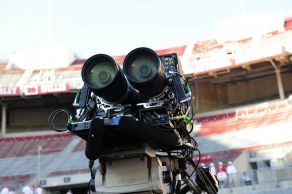 ESPN 3D cámara