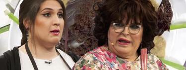 Veneno por la boca: Saray ('Masterchef 8') despluma a Paca la Piraña por un comentario sobre los gitanos
