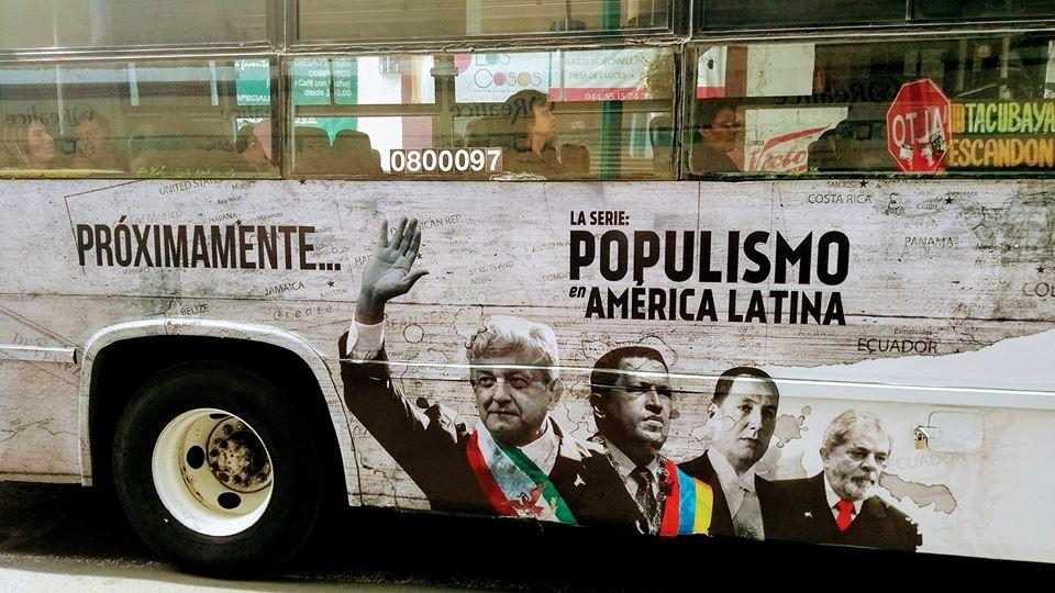 """'Populismo en América' tendrá más multas por ser una """"campaña negra"""" contra López Obrador, pero Prime Video..."""