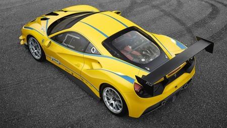 Así es el nuevo Ferrari 488 Challenge de carreras: 670 CV, mucha aerodinámica y motor turbo