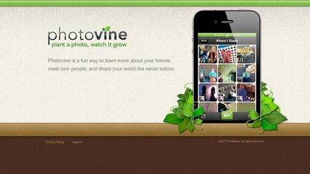Photovine, una nueva plataforma social para compartir fotos... ¿perteneciente a Google?