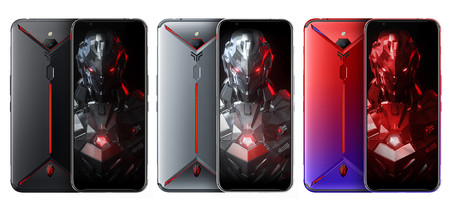 Nubia Red Magic 3s Versiones