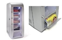 Vending doméstico, máquina dispensadora de latas