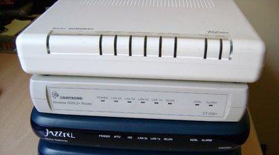 Cómo instalar OpenWRT en un router Comtrend CT-536+