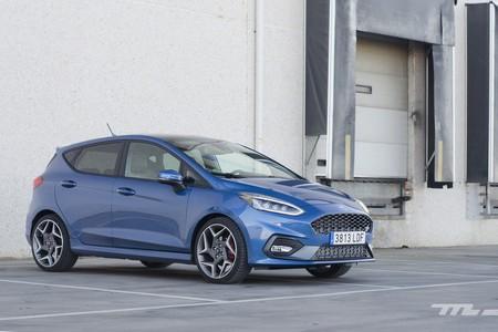 Ford Fiesta St 2020 Prueba 019