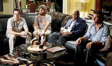 La manada con Mike Tyson