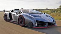 Lamborghini confirma Veneno Convertible