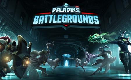 Paladins Battlegrounds quiere hacernos creer que no tiene nada que ver con PUBG (y no lo ha conseguido)