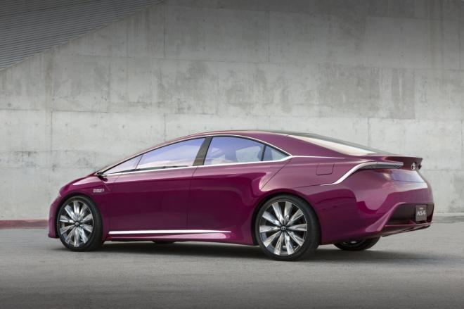 Foto de Toyota NS4 concept (2/7)