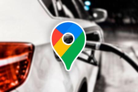 Ya puedes ver el precio de la gasolina y el diésel en cada gasolinera con Google Maps