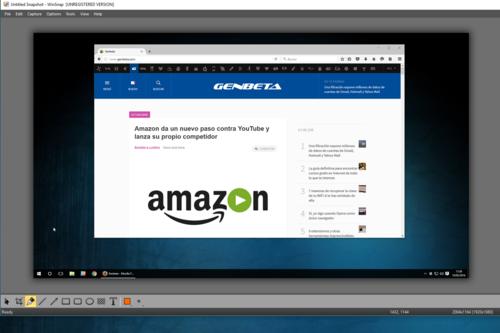 Siete aplicaciones gratis para hacer capturas de pantalla con opciones avanzadas en Windows
