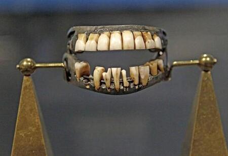 Dentadura Washington