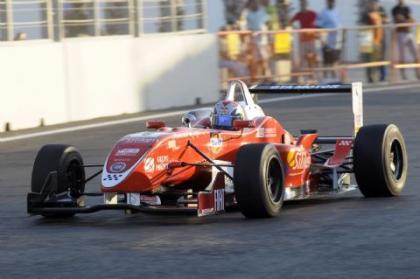 Jaime Alguersuari se despide de la F3 española