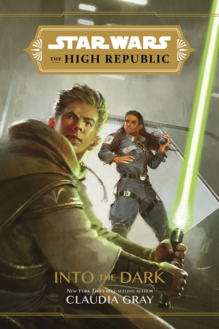 Star Wars High Republic Into The Dark Cover 0220