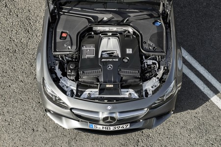 2018 Mercedes E63 Amg S 7