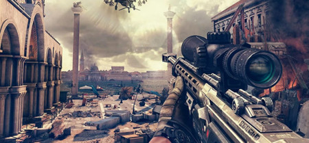 Modern Combat 5: Blackout, disponible en Google Play sin compras in-app