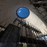 Ucrania está transformando la ruina radiactiva de Chernóbil en una planta de energía solar