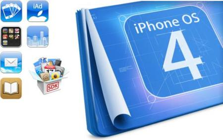 Novedades en el iPhone 4.0
