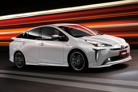 Toyota Prius Trd 2019 Japon