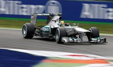 Lewis Hamilton reconoce que sus opciones se han esfumado