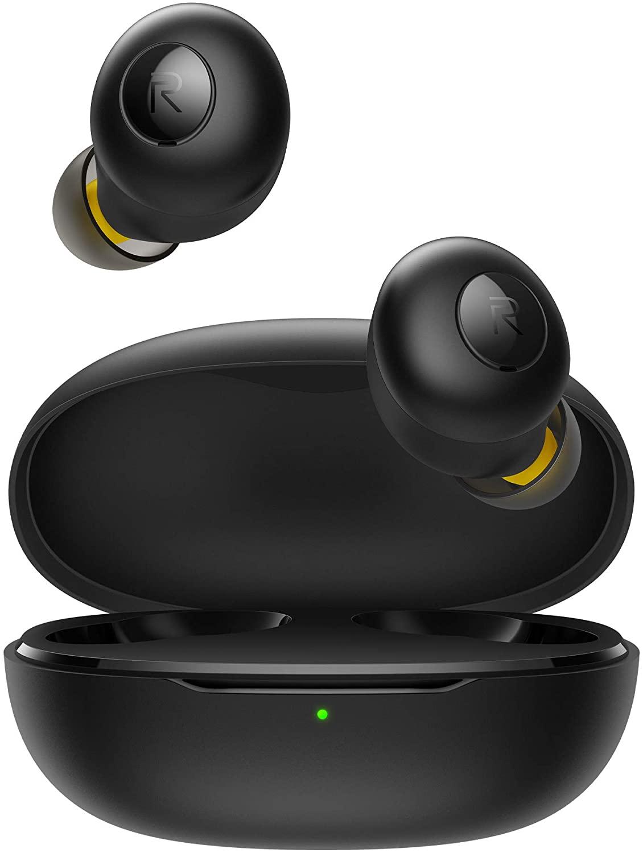 realme Buds Q - auriculares inalámbricos Bluetooth con estuche de carga - Negro
