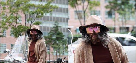 El mejor streetstyle de la semana: los bloggeros se despiden del color para darle la bienvenida al otoño