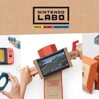 Una serie de vídeos nos muestran lo fácil y divertido que es jugar a los juegos de Nintendo Labo