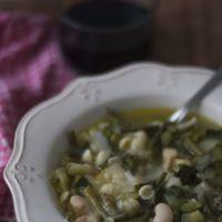 Receta de minestrone a la milanesa