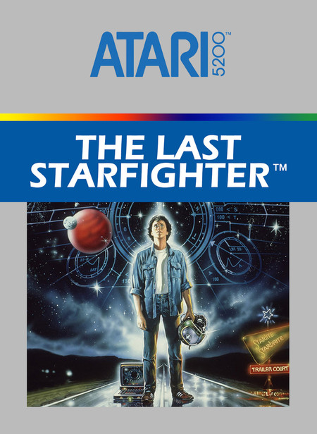 The Last Starfighter Atari 5200