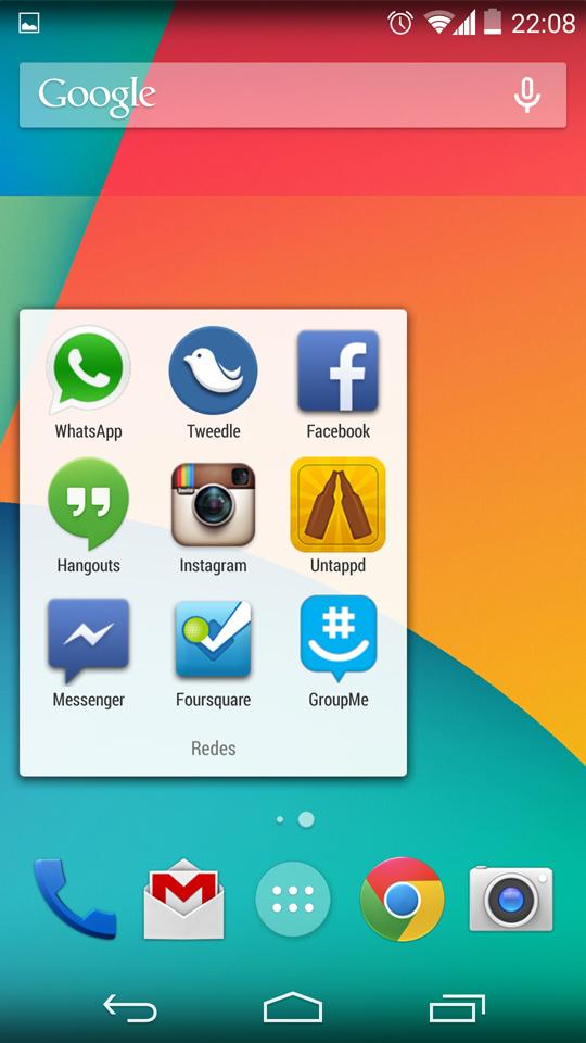 Foto de Android 4.4 KitKat (2/21)