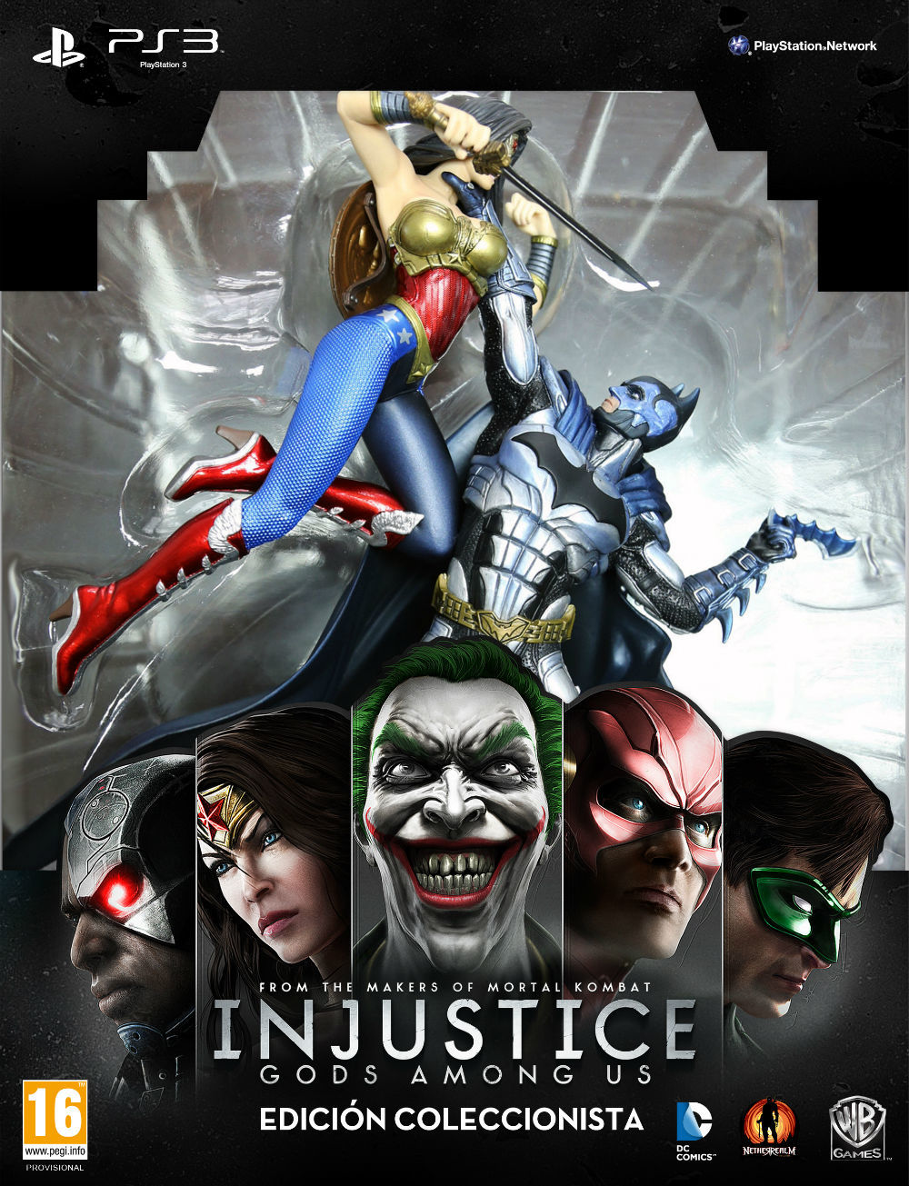 Foto de Injustice: Gods Among Us - 15/01/2013 (2/5)