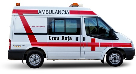 Ambulancia Luces Amarillas