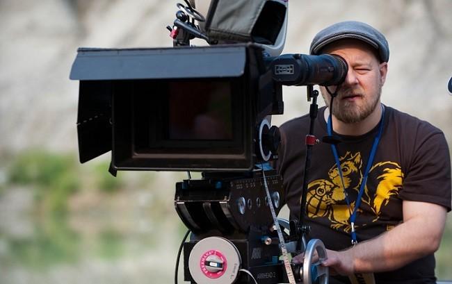 El director David Slade