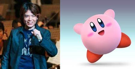 Nintendo y el creador de Kirby preparan un nuevo juego