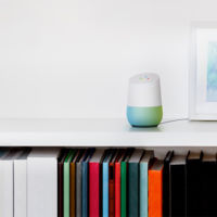 Google Home tiene parte de la estructura del Chromecast