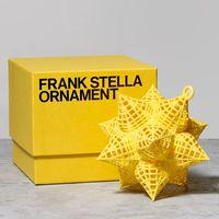 La tecnología llega a las tradiciones navideñas: estrellas para el árbol impresas en 3D